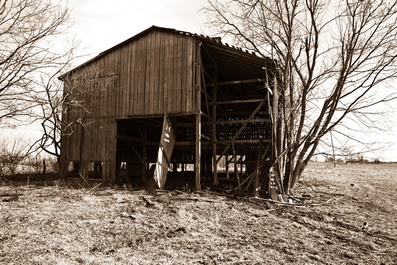 Garrard County Barn